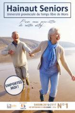 Couverture brochure avril 2016 - Hainaut seniors