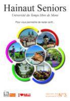 Brochure Hainaut Seniors - Mai 2014