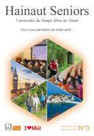 Brochure Hainaut Seniors - Mai 2015