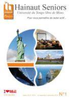 Brochure Hainaut Seniors - Septembre 2013